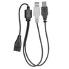 Apricorn AUSB-Y USB power adapter Y cable