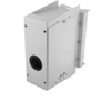 Brickcom D77H05-WPTB Pole Box Mount - D77H05-WPTB 291(L)×136(W)×242 (D) mm (11.5×5.4×9.5 inches); 3.1 kg (6.9 lbs)