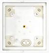 MOBOTIX MX-OPT-Box-1-EXT-IN Single In-Wall-Housing