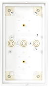 MOBOTIX MX-OPT-Box-2-EXT-ON-AM Double On-Wall-Housing, Amber