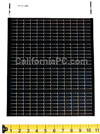 PowerFilm PT15-300 15.4V 200 mA WeatherPro Series OEM Solar Module - 270mm x 325mm (10.6 x 12.8 inches)