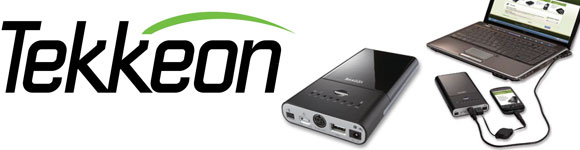 Tekkeon - Portable Rechargeable Lithium Ion Batteries and Accessories